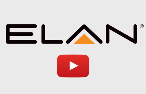 ELAN g! Smart Home Entertainment and Control System Dealer Atlanta GA