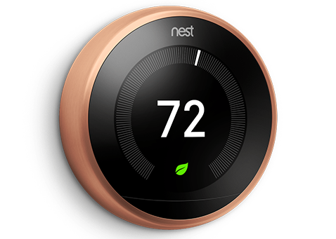 Nest automated home thermostats, sensors, indoor - outdoor cameras dealer - installer in Atlanta GA