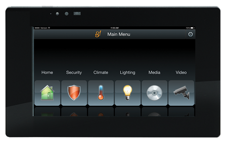 smart home lighting control system installation in Atlanta