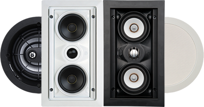 speakercraft whole home audio, home theater, in-ceiling, in-wall speakers dealer Atlanta GA